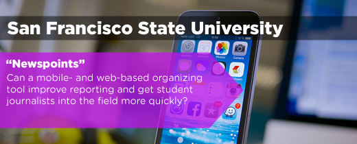 San Francisco State University — Challenge Fund