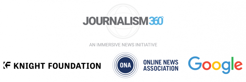 journalism-360-logo-set