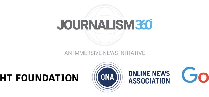 journalism-360-logo-set