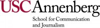 USC Annenberg School for Communication and Journalism Logo