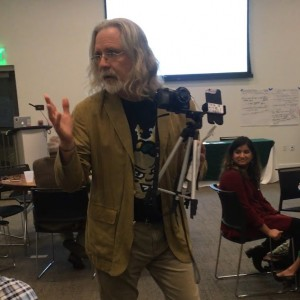 Doug MacCash of NOLA.com talked with ONA New Orleans about how he hacked a setup to shoot DSLR photos and Facebook Live simultaneously.