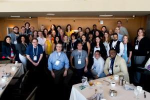 Online News Association's annual conference at the Hyatt Regency Denver on September 16, 2016, in Denver, Colorado. (Photo by Anya Semenoff/Online News Association